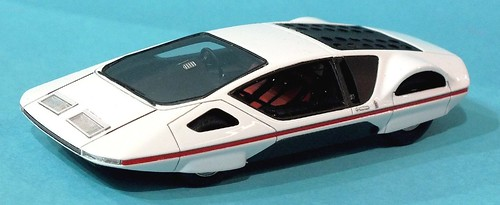 Miniminiera Ferrari Modulo Pininfarina