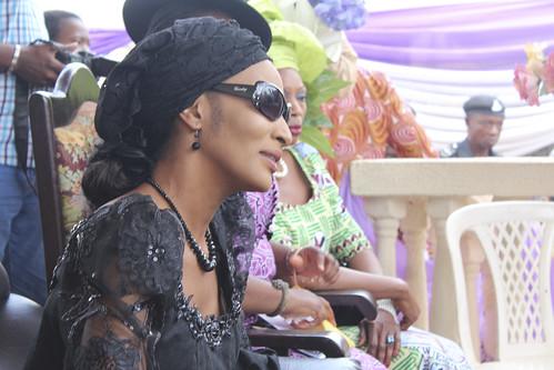 Bianca Ojukwu by Jujufilms