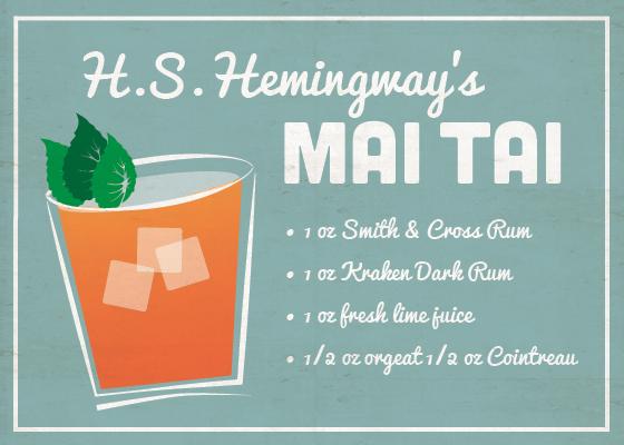 H.S. Hemingway - Mai Tai