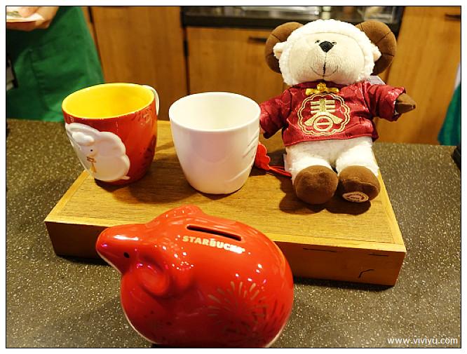 starbucks,星巴克,生肖杯,生肖馬克杯,羊年杯,羊年馬克杯 @VIVIYU小世界
