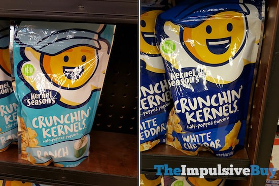 Kernel Season's Crunchin' Kernels (Ranch and White Cheddar)