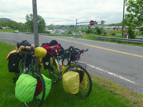 touring bikes by road