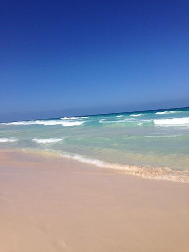 Beach at Hard Rock Hotel - Punta Cana