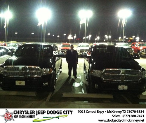 Dodge City McKinney Texas Customer Reviews and Testimonials-Paul Hofland by Dodge City McKinney Texas