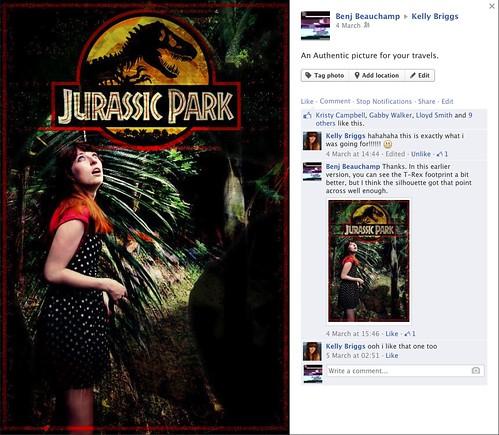 Jurassic Reunion [Facebook]