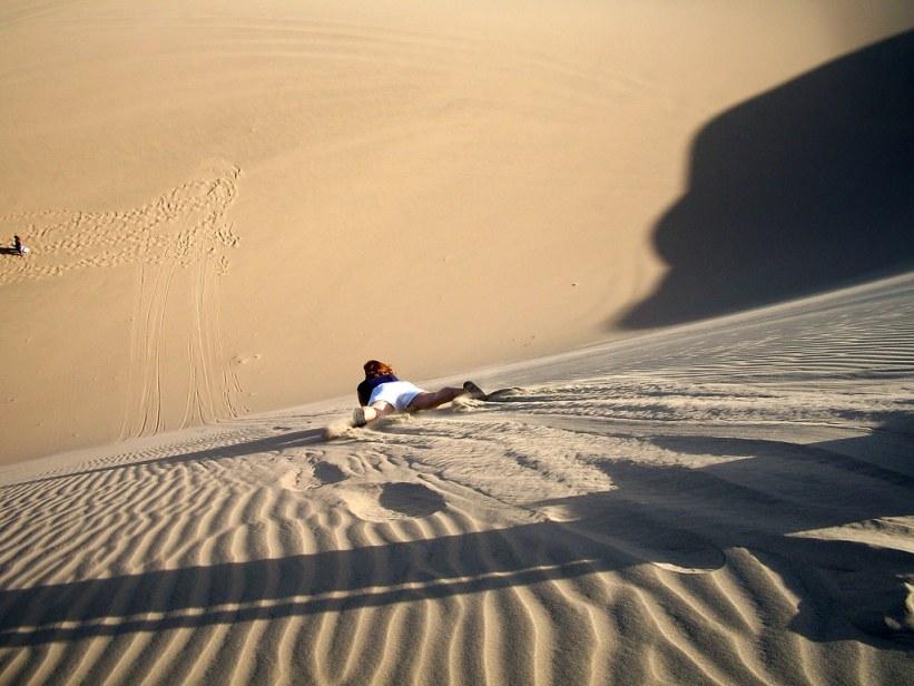 adventure i Peru