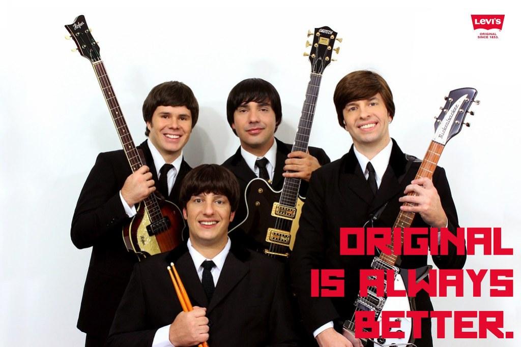 Levi's - Original is Always Better The Beatles