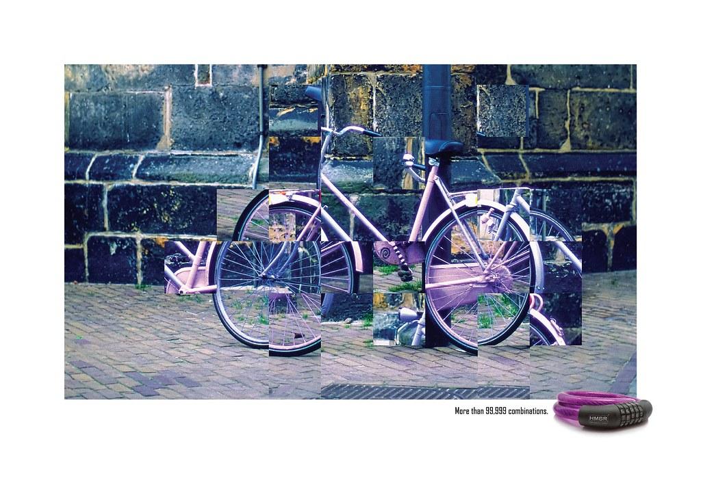 HMBR - 99 999 Combinations Bike 1
