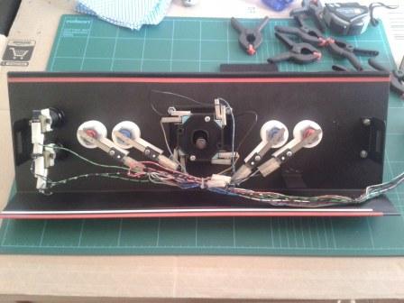 Control Panel Back
