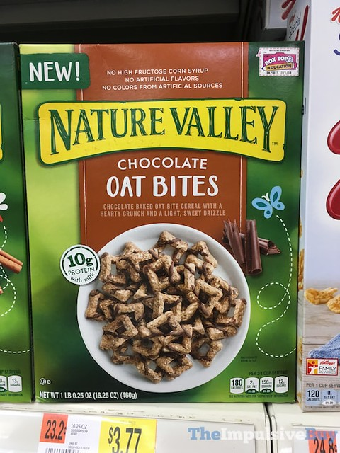 Nature Valley Chocolate Oat Bites