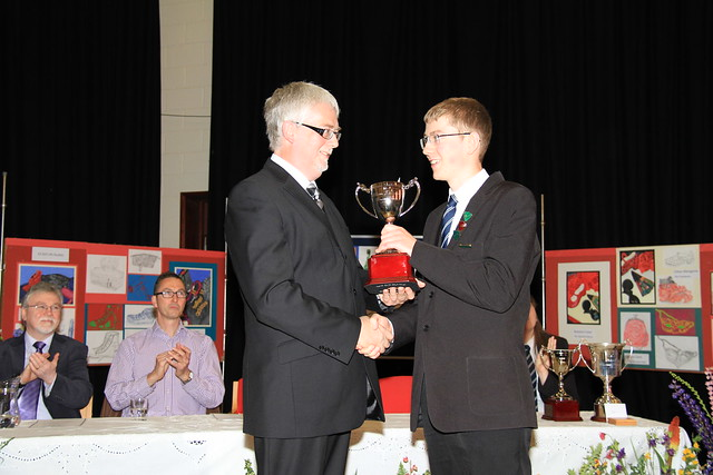 Prizegiving 2013