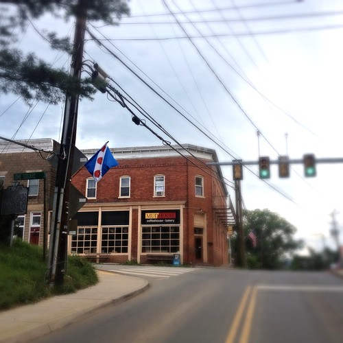 I like the Crozet flags!