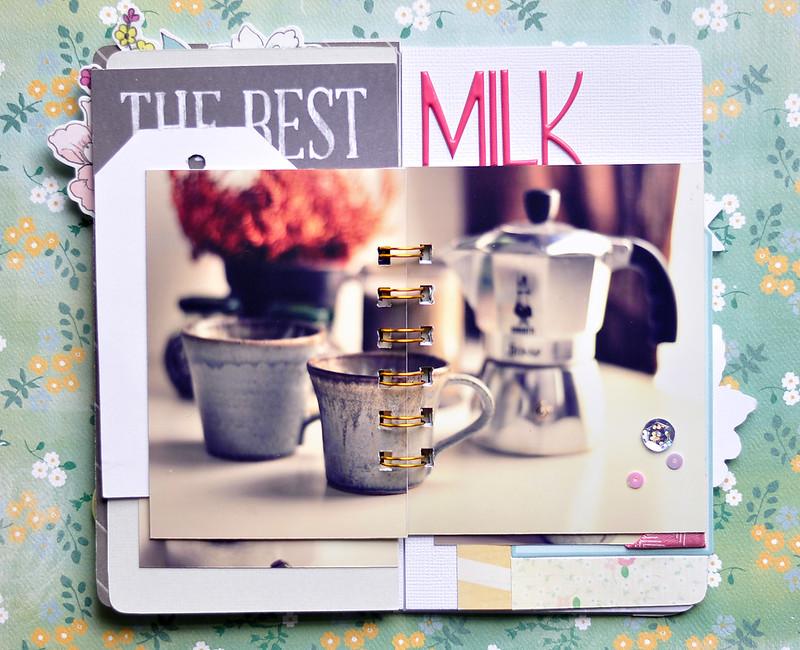 COFFEE  mini album Kasia Tomaszewska 7