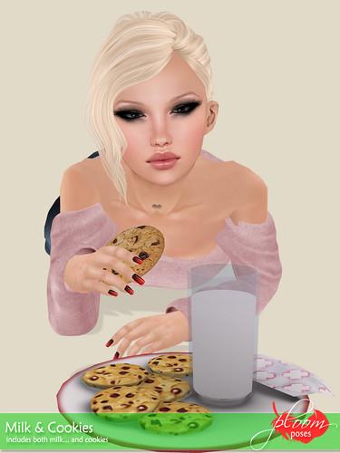 Milk & Cookies - Day 3