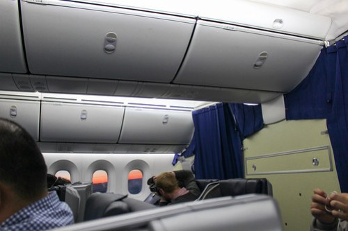 787のプレミアムクラス