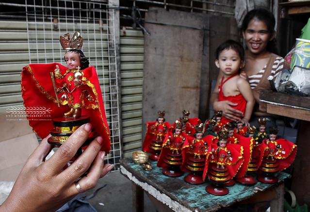 Sto Nino vendor image cebu city