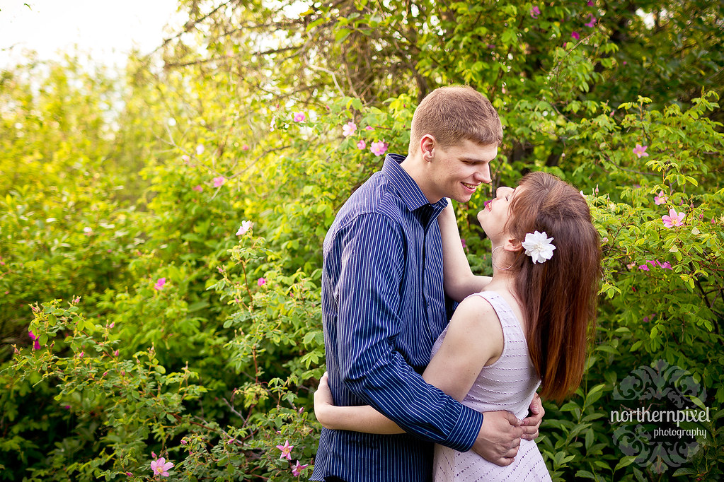 Cory & Dennis - Engagement Session