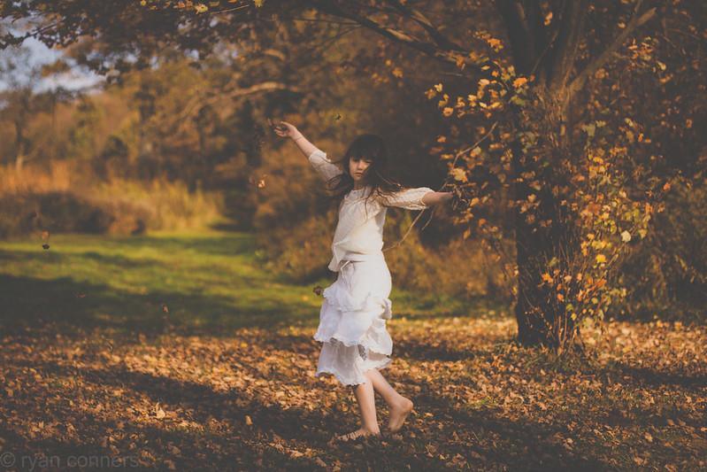 the leaf dancer