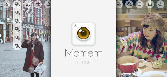 Moment Camera App Screen Shot