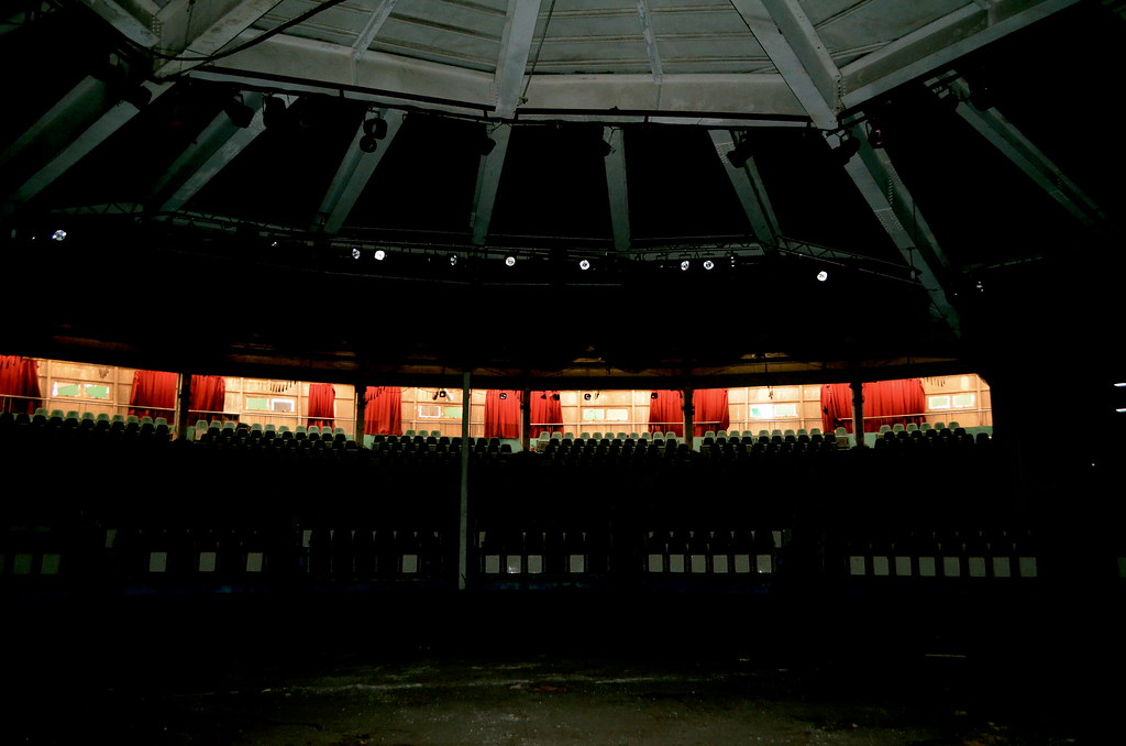 Abandoned Circus Jeju 01