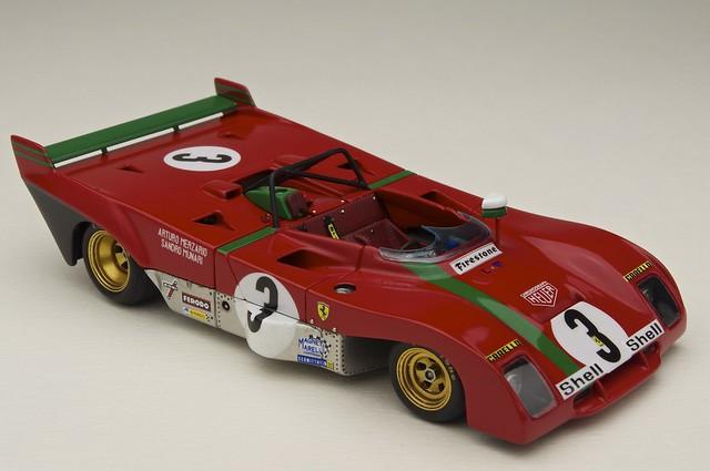 Ferrari 312PB 1972