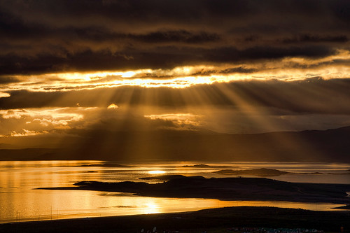 The power of light.  Ushuaia by Christopher.Michel