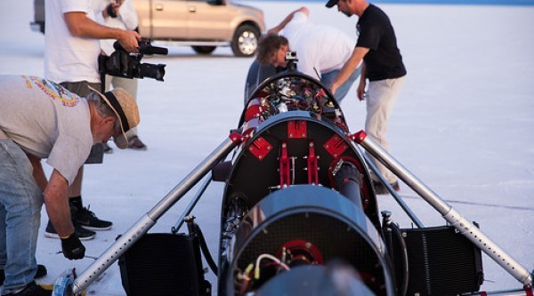 Triumph Castrol Rocket Test 07