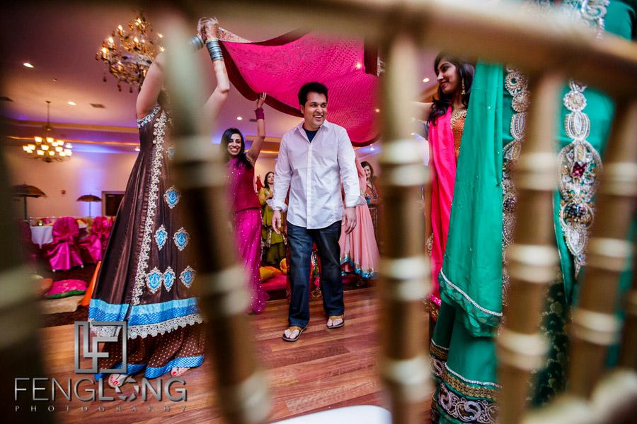 Ismaili groom's entrance