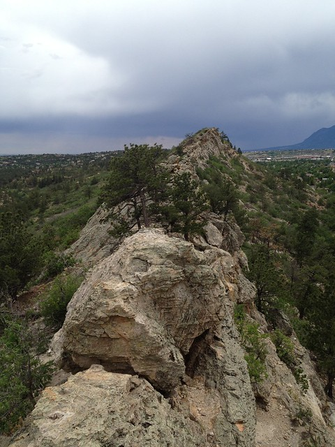 Picture from Ute Valley Park