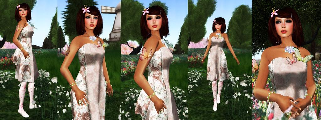 Flora Second Life