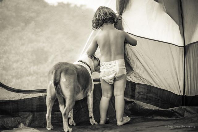camping bums