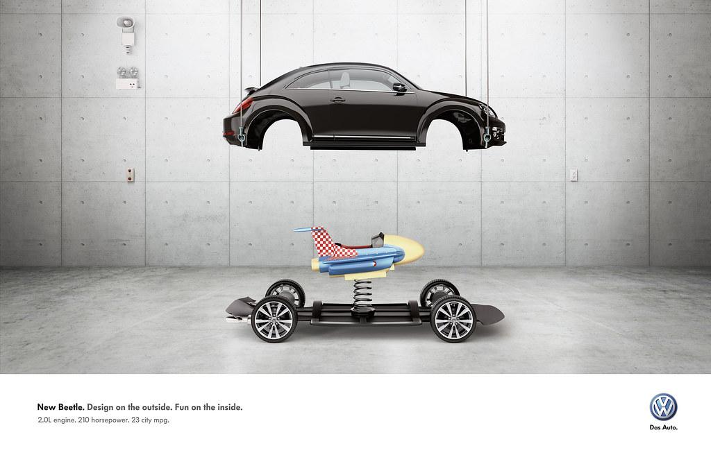 Volkswagen - Kid Ride