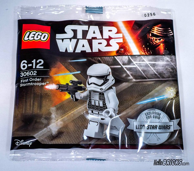 Lego May the 4th 2016 Polybags