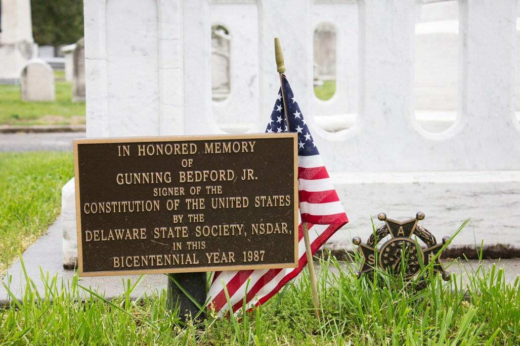 gunning-bedford-cemetery-memorial-plaque