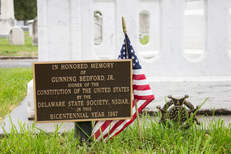 gunning-bedford-cemetery-memorial-plaque