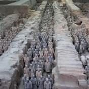 China - Xian - Terracotta Army - 11