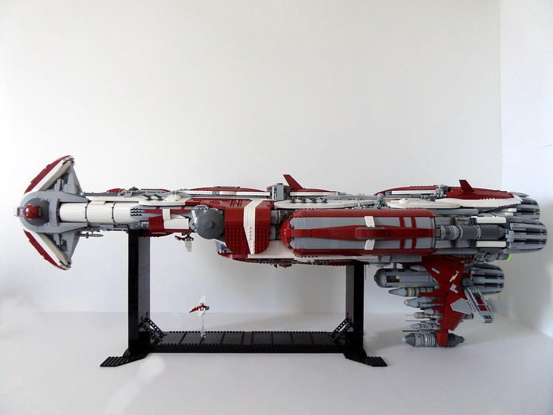 UCS Zenith, by Bob De Quatre, on EB