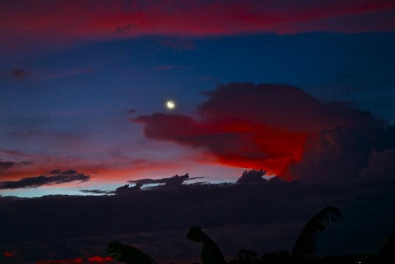 Canggu Moon