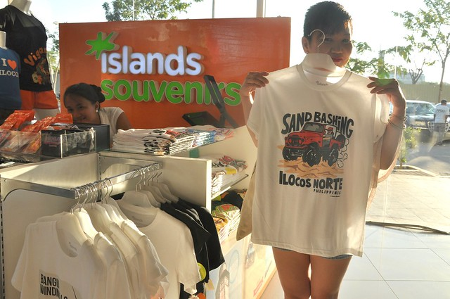 Islands Souvenirs Sand Bashing