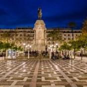 Seville Jan 2016 (12) 416 - Evening in Plaza Nueva