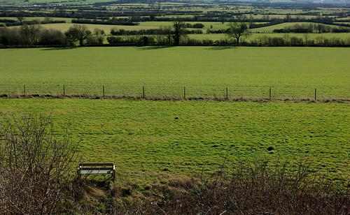 20120219-27_View South From Lilbourne Gorse Motte + Bailey by gary.hadden