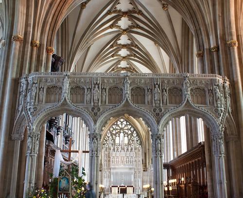 Bristol Cathedral Main Altar