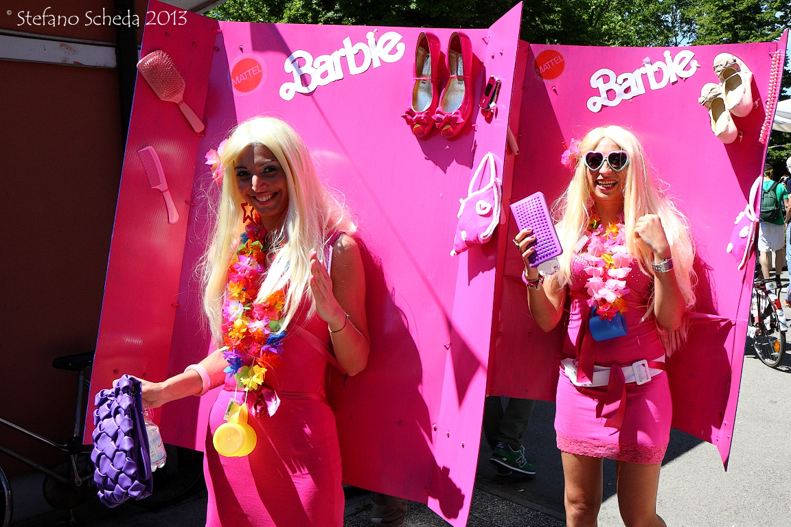Barbie girls - Balorda parade