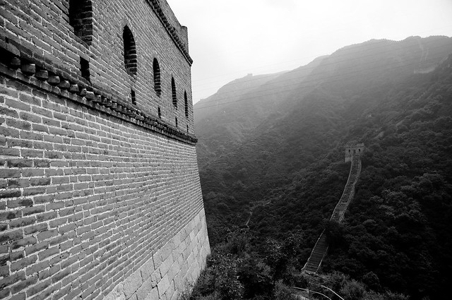 Great Wall / La Gran Muralla