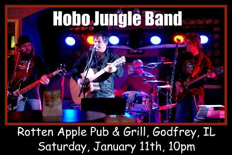 Hobo Jungle Band 1-11-14