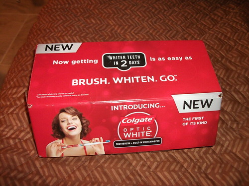 Optic White from Colgate (3/4)