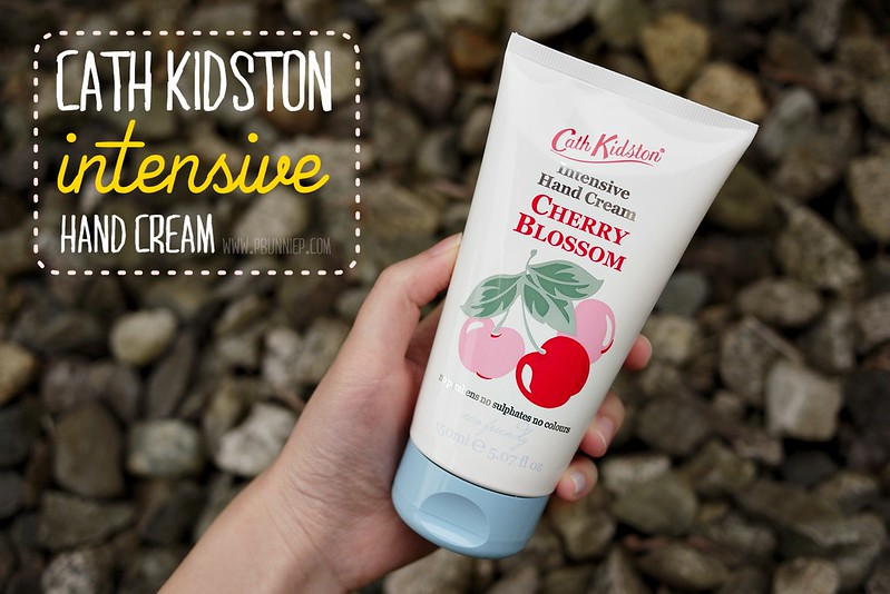 Cath Kidston Intensive Hand Cream Cherry Blossom