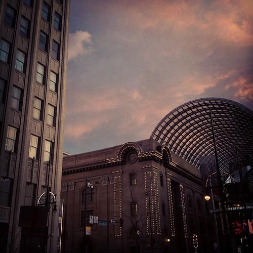 Denver Performing Arts Center by @MySoDotCom