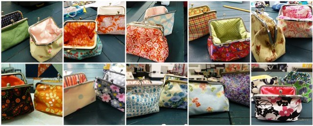 Framed Purses Workshop Sept13