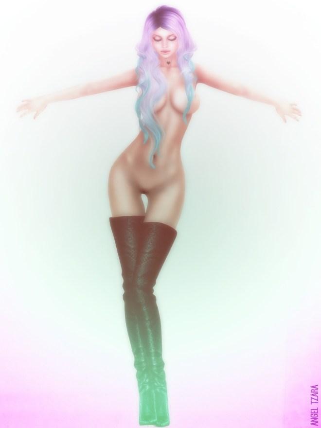 I, Angel (NSFW)